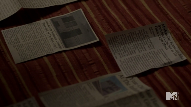 File:Teen Wolf Season 3 Episode 6 Motel California Suicide Clippings 2 and 3.png