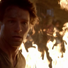 Peter in the Hale House Fire