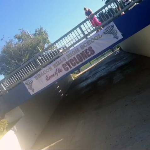 File:Teen Wolf Season 3 Behind the Scenes Pali High signage up for 3b 2.png