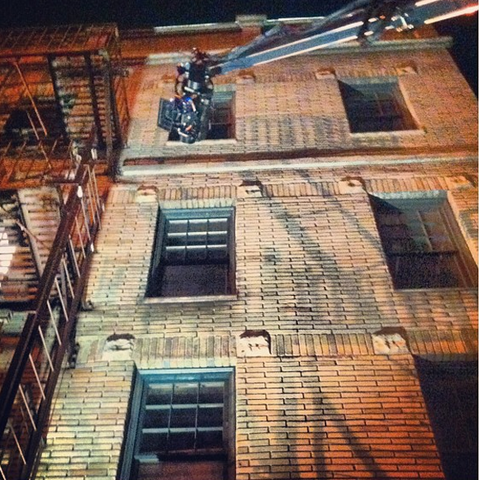 File:Teen Wolf Season 3 Behind the Scenes Location Shoot Fire Escape.png