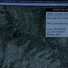GPS Location for Scott's Phone