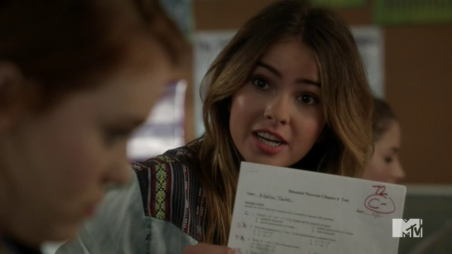 Datei:Teen Wolf Season 4 Episode 11 A Promise to the Dead Malia grade.png