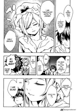 Emily Bronte (manga)