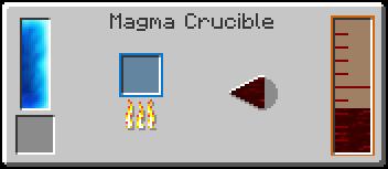 Molten Redstone Recipe
