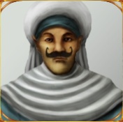 Nut Merchant Portrait