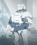 Blizzard armor