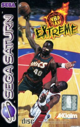 NBA Jam Extreme cover