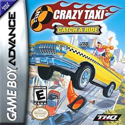 Crazy Taxi - Catch a Ride Coverart