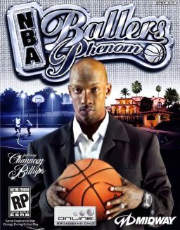 NBA Ballers - Phenom Coverart