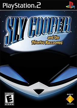 Sly Cooper and the Thievius Raccoonus Coverart