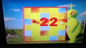 Teletubbies Advent Calendar No 22