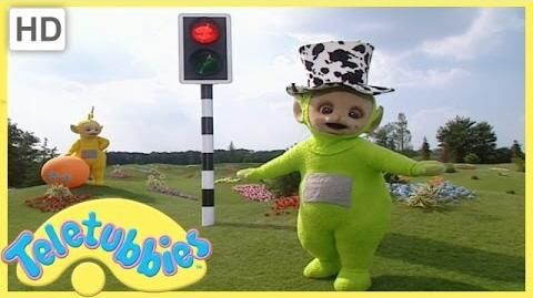 Teletubbies Full Episodes - Urban Walk (Series 5, Episode 121)