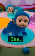 Blue Lover Tiddlytubbies