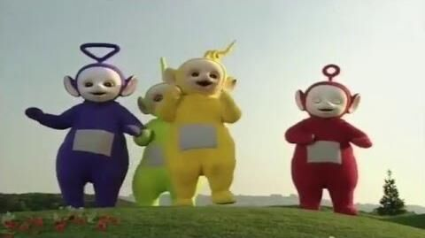 Teletubbies- African Dance (2001)