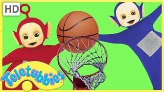 Teletubbies Full Episode Basketball 210