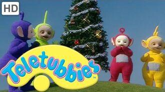 Teletubbies- Christmas Tree - HD Video