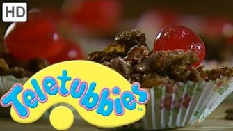 Teletubbies- Becky's Flake Cakes - HD Video