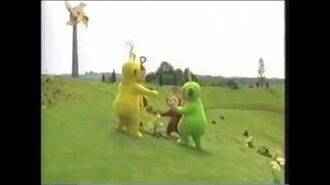 Teletubbies - The Falling Down Dance