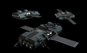 Raskta-class Space Defence Platform