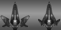 Vindicator-class Stealth Interceptor