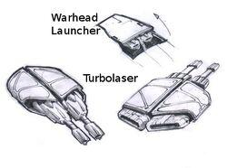 Templar-class Weapons