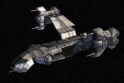 A'hadam-class Gunship