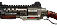 Type-210 Gauss Pistol