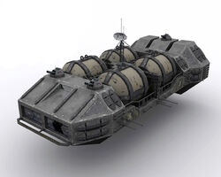 Paragus-class Fuel Transport