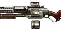 Wayward Gauss Rifle