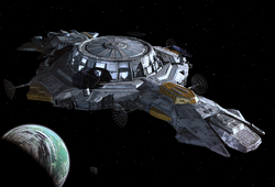 Broadcast Ship 3