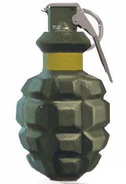 Type-9 Grenade