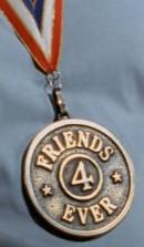 Friendshipmedal