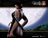 Tenchu Z Wallpaper 0003 Girl1280x1024