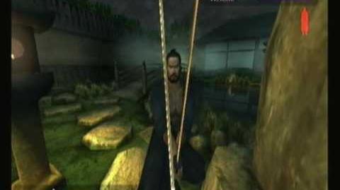 Tenchu Shadow Assassins Wii Gameplay
