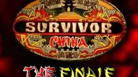 Survivor China Finale
