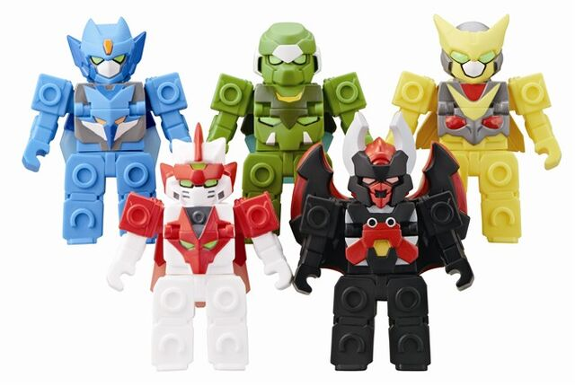 File:Tenkai Knights Collectible Collection Toys.jpg