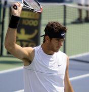 Juan Martin del Porto Rogers Cup 2009