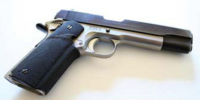 Colt Series 70/Detonics 1911 Hybrid