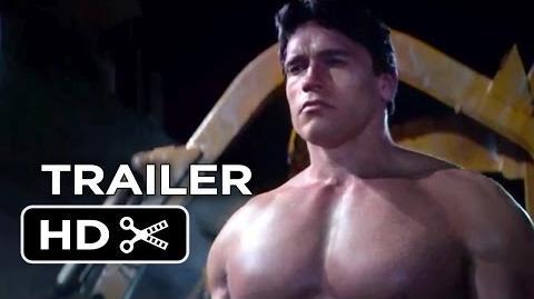 Terminator Genisys TRAILER 1 (2015) - Arnold Schwarzenegger Action Movie HD