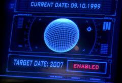 SCC 101 time machine target date