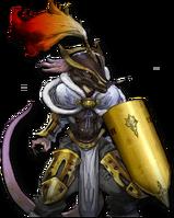 Lizardfolk Hero (PvP)
