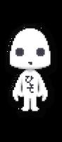 8-Bit Hiso Alien Λ