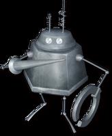Tin Fencer