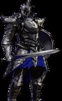 Azure Soldier (Sword)