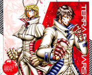 Terra Formars Mars File Pinup A