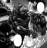 Terraformar grabbing Ichiro for the neck