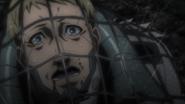 Johann in a net