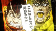Hiruma and Thien in PV