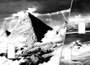 Pyramids on Mars