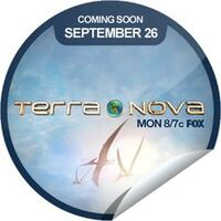 Getglue Terra Nova coming soon